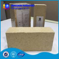 Wholesale Insulating Silica Refractory Bricks For Glass Kiln , Refractory Fire Bricks Acid Resistance from china suppliers
