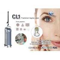 Wholesale Air Cooling Fractional Co2 Laser Machine / CO2 Scar Removal , Wrinkle Removing Machine from china suppliers