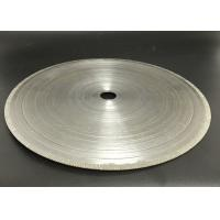 "Wholesale 6"" Inch Notched Rim Diamond Cutting Saw Blades for Lapidary Saw from china suppliers"