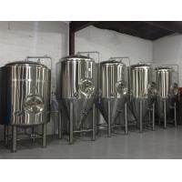 Wholesale 1000L Stainless Steel Fermentation Tank with Side Manway (ACE-FJG-V2) from china suppliers