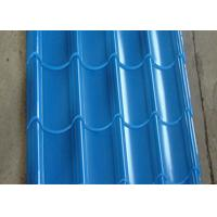 Wholesale Roof panel Glazed Tile Roll Forming Machine , Roof Tile Making Machine from china suppliers