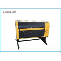 Wholesale 80W 6090 Leather CO2 Laser Engraving Cutting Machine With LCD Control Water Cooling from china suppliers