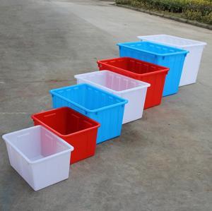 PE Water Storage Box , water fish containter