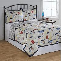 Wholesale Polyester Washable Patchwork Quilt Bedding Set Queen Size For Wedding from china suppliers