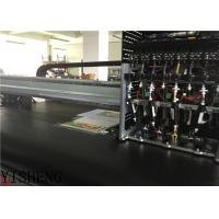 4 - 8 Color Ricoh Industrial Digital Textile Printer On Textiles High Resolution