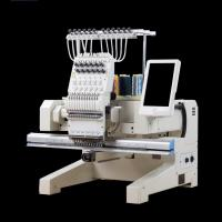 Buy cheap Computer 12 Needle Embroidery Equipment Cap Industrial Embroidery Machine from wholesalers