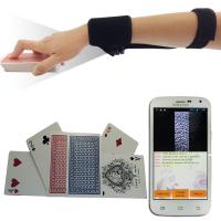 Wholesale Korean Royal Plastic Playing Cards With Invisible Ink Markings For Poker Analyzer from china suppliers