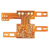 Wholesale 3mil Polyimide FPC Flexible Printed Circuit Board 4 Layer AC500V from china suppliers