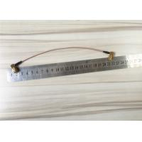 Wholesale SMA Male To SMA Female Adapter RG 178 Coaxial Cable assemblies from china suppliers