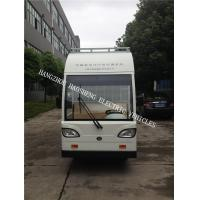 Wholesale Semi Convertible Small Electric Van , Electric Work Van 3t Load Capacity BD-3V from china suppliers