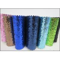 """Wholesale 54"""" Width Glitter Colorful Metallic Glitter Fabric For Wall Paters And Crafts from china suppliers"""