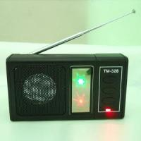 Wholesale Mini Speaker Multi-Function for SD/MMC USB Change Play (TM-328) from china suppliers