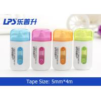 Wholesale Custom Cute Correction Tape For Student Staple / White Out Correction Tape from china suppliers