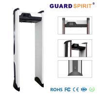 Wholesale IP65 18 Zones LCD Screen walk thru metal detectors Body Scaner with Password Function from china suppliers