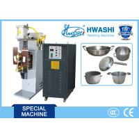 Wholesale Stainless Steel Cook Pot Welding Machine , Handle Bracket Spot Welding Machine from china suppliers