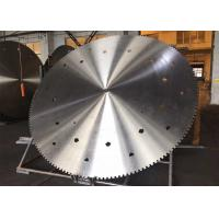 Wholesale Mountain cutting 75Cr1 steel circular diamond saw blank and steel core from china suppliers