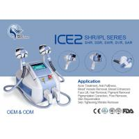 Quality Freckles Eliminating IPL Laser Equipment Shr Elight Medical Aesthetic Equipment for sale