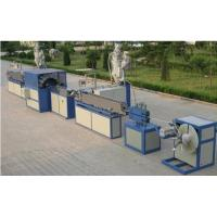 Wholesale PVC Fiber Reinforce Braided Pipe Production Line from china suppliers