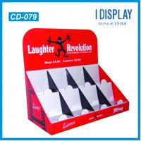Buy cheap cardboard counter top displays from wholesalers