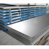 Wholesale EN ASME Embossed , Checkered Cold Rolled Stainless Steel Sheet 309S 317L 321 347H 409L 410 from china suppliers