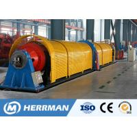 Wholesale 11~45KW Motor Power Tubular Stranding Machine With Electrical Control System from china suppliers