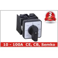 Wholesale University 8 Position Rotary Switch 2 Pole / 4 Pole Isolator Switch from china suppliers
