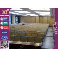 Wholesale University Classroom Aluminum School Desk And Chair Set With Foldable Table from china suppliers