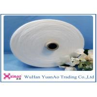 Wholesale Raw White Polyester sewing Yarn S and Z Twist Dyed Polyester Yarn Manufacturing Process from china suppliers