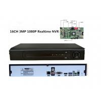 Wholesale Realtime Recording 16 Channel Nvr Security System H.264 High Profile Decode from china suppliers