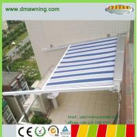 Quality remote motor roof retractable pergola awning for sale