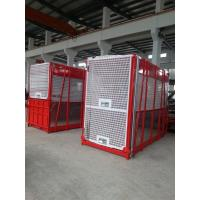 Quality Sliding Door Construction Hoist Elevator Easy To Move CE ISO GOST for sale