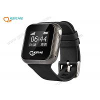 Wholesale Mini Bracelet Children GPS Tracking Watch / GPS Phone Watch Waterproof from china suppliers