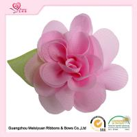 Wholesale Custom fabric handmade flowers diy 6cm Size different color various type from china suppliers