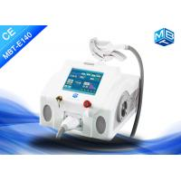 Wholesale CE ISO Professional UK Lamp OPT IPL SHR E Light Hair Removal Beauty Equipment from china suppliers