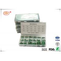 Wholesale HNBR NBR 70 O-Ring Kit Box Green Good Abrasion Resistance And Tear Resistance from china suppliers