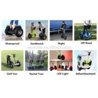Top quality EcoRider electric chariot X2 , personal transporter off road scooter