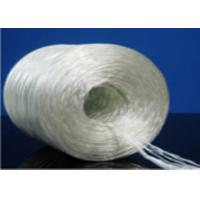 Wholesale 2400 Tex White Fiberglass Assembled Roving Low Static For Stitch Mats from china suppliers