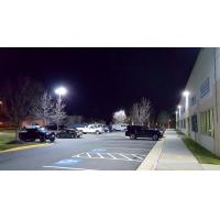 Wholesale 120lm / w Ultra slim Led Parking Lot Lights , warehouse parking lot lamps from china suppliers