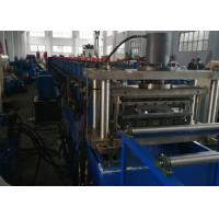 Wholesale GCR15 Roller Material Rack Shelf Cold Roll Forming Machine with Cr12Mov from china suppliers