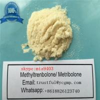 Wholesale Medicine Grade Anabolic Steroid Hormones Methyltrienolone Powder For Weight Loss from china suppliers