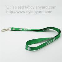 Wholesale Key holder lanyards, rivet polyester key lanyard with split ring from china suppliers