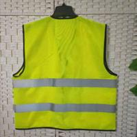 Wholesale 100% Polyester Uniform Work Clothes , Plus Size High Visibility Work Vest from china suppliers