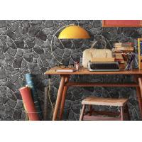 Wholesale Stone Printing Chinese Style Washable PVC Vinyl Wallpaper For Interior Room Decoration from china suppliers
