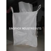 Wholesale Standard U-panel polypropylene 1 Tonne bags , construction one Tonne Bulk Bags from china suppliers