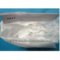 Wholesale YK-11 SARMs Raw Powder For  Adult Faster Muscle Gaining Cas 431579-34-9 from china suppliers