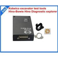 Wholesale English Professional Excavator Diagnostic Tools , Hino-Bowie Hino Diagnostic Explorer V2.0.2 from china suppliers