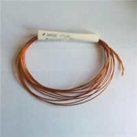 Wholesale 0.1*40 Polyester Transparent Taped Class 130 High Frequency Mylar Litz Copper Wire from china suppliers
