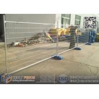 Wholesale AS4687-2007 Tempoary Fencing shop Melbourne with orange Plastic block from china suppliers