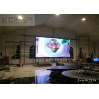 Wholesale SMD2121 P3.91 Indoor Led Displays , 500x500mm Led Rental Display Full Color from china suppliers