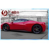 Wholesale Red Gloss Vinyl Wrap Pvc Anti Friction And Anti Scratch For Cars from china suppliers